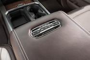 2018 ford f 450 super duty limited interior armrest badge