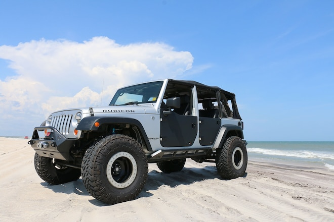 Rugged Ridge Jeep Wrangler JK Half-door Review