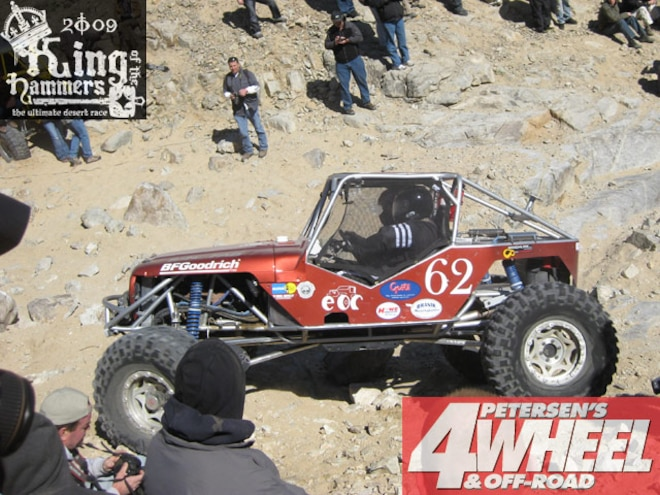 2009 King Of The Hammers - Last Chance Qualifier