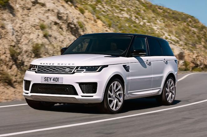 JLR Reveals 2019 Range Rover Sport Plug-In Hybrid Among Other Updates
