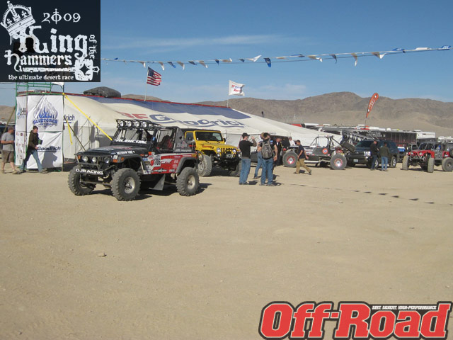 0903or 0792 z+2009 king of the hammers+tech inspection