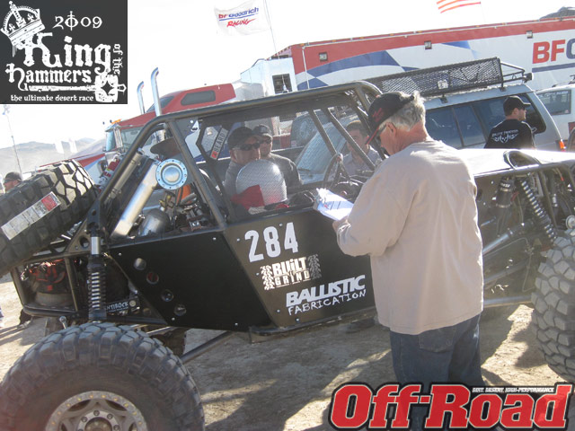 0903or 0802 z+2009 king of the hammers+tech inspection