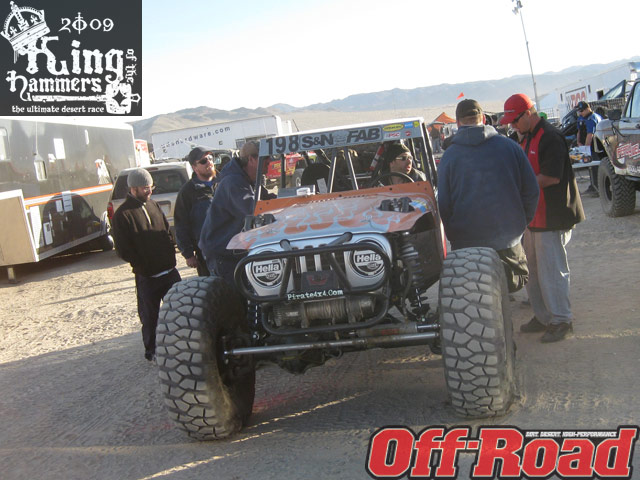 0903or 0831 z+2009 king of the hammers+tech inspection