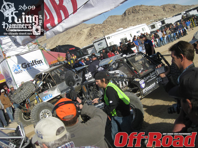 0903or 0843 z+2009 king of the hammers+off road rock race