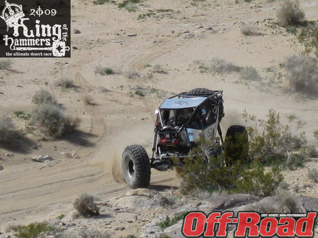 0903or 0900 z+2009 king of the hammers+off road rock race