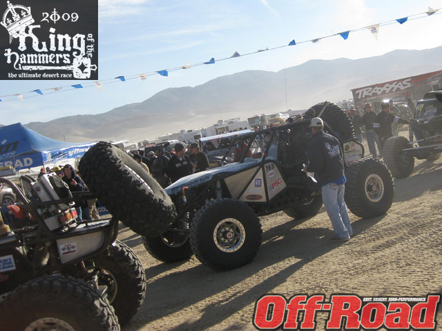0903or 0832 z+2009 king of the hammers+off road rock race
