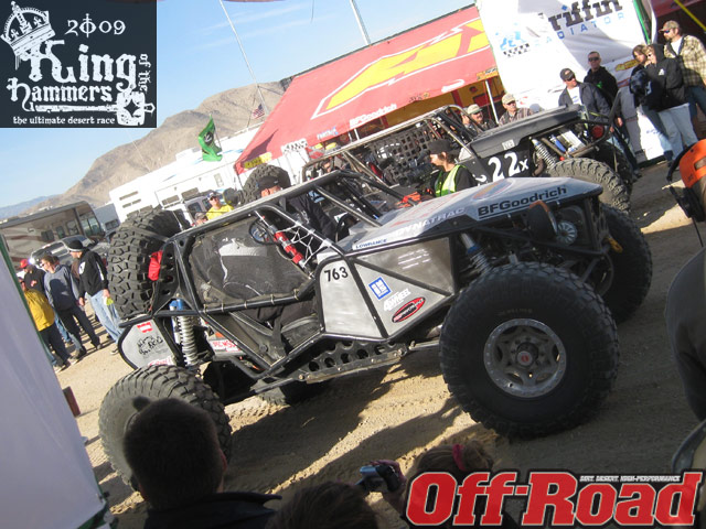 0903or 0836 z+2009 king of the hammers+off road rock race