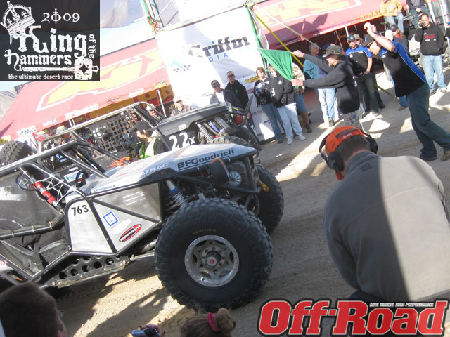0903or 0837 z+2009 king of the hammers+off road rock race