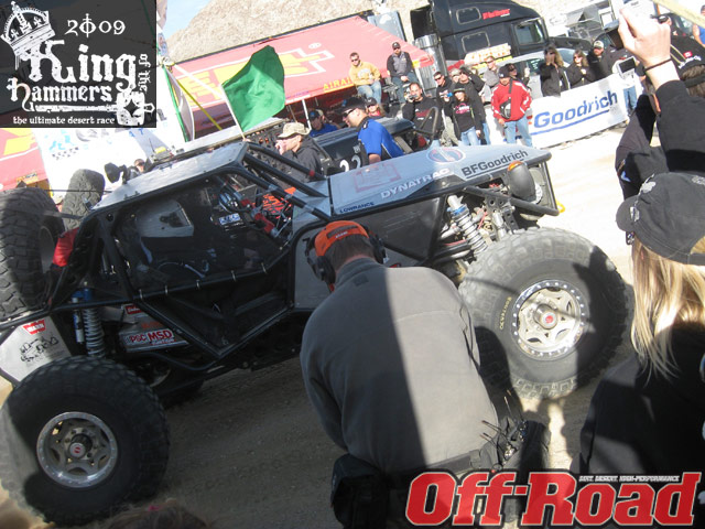 0903or 0838 z+2009 king of the hammers+off road rock race