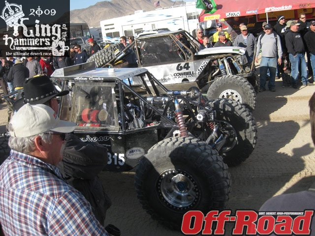 0903or 0841 z+2009 king of the hammers+off road rock race