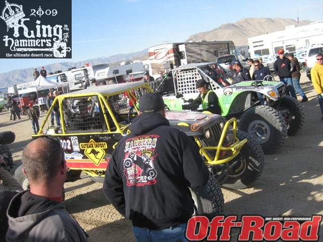 0903or 0845 z+2009 king of the hammers+off road rock race