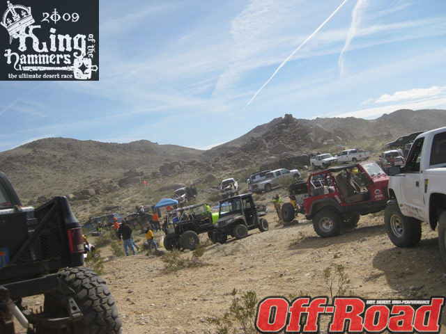 0903or 0854 z+2009 king of the hammers+off road rock race