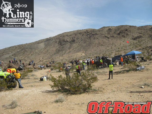 0903or 0856 z+2009 king of the hammers+off road rock race