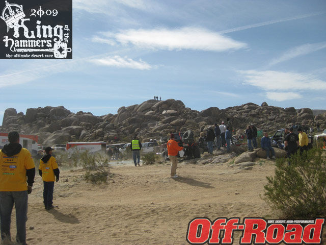 0903or 0858 z+2009 king of the hammers+off road rock race
