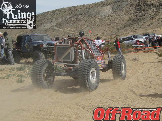 0903or 0861 z+2009 king of the hammers+off road rock race