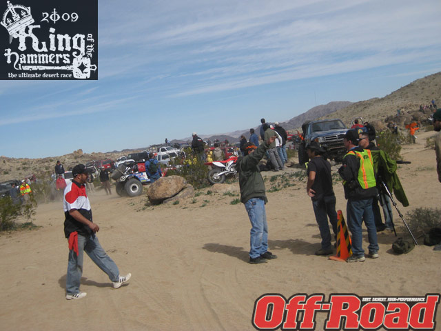 0903or 0862 z+2009 king of the hammers+off road rock race