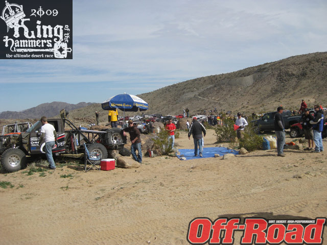 0903or 0864 z+2009 king of the hammers+off road rock race