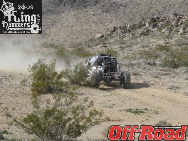 0903or 0867 z+2009 king of the hammers+off road rock race