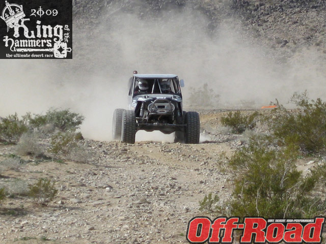0903or 0870 z+2009 king of the hammers+off road rock race