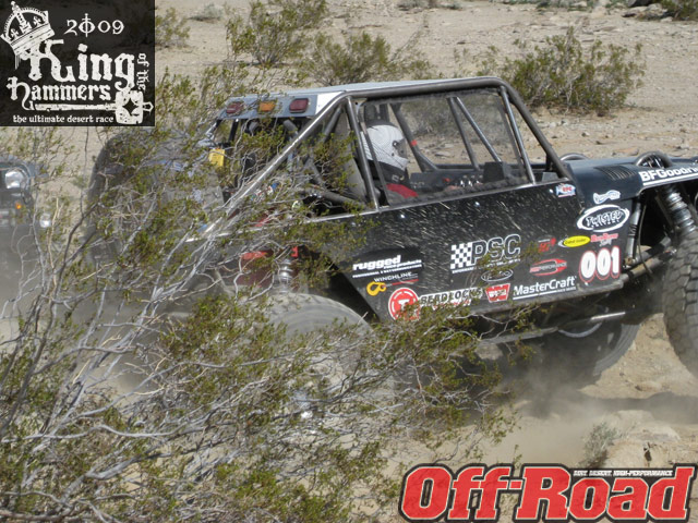 0903or 0874 z+2009 king of the hammers+off road rock race