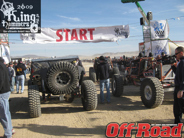0903or 0846 z+2009 king of the hammers+off road rock race