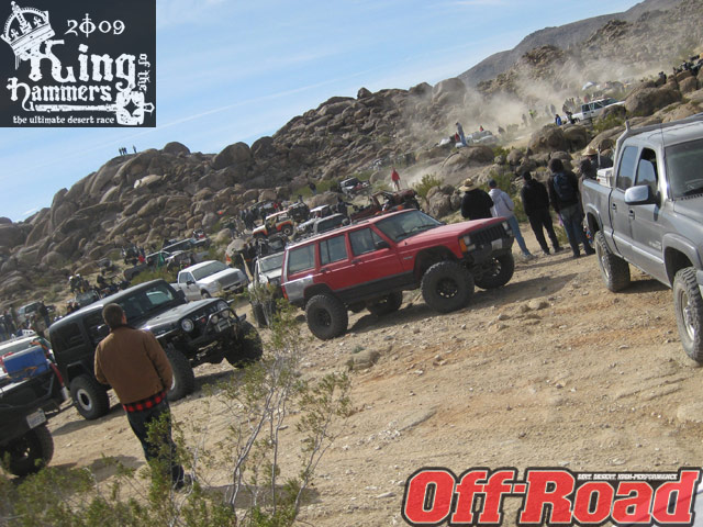 0903or 0851 z+2009 king of the hammers+off road rock race