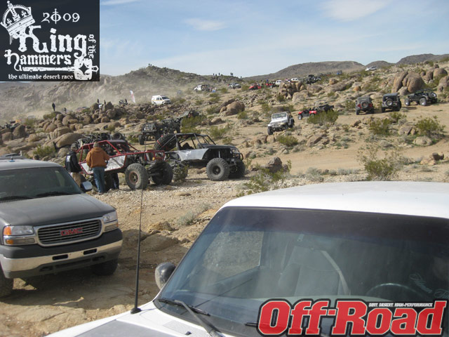 0903or 0852 z+2009 king of the hammers+off road rock race