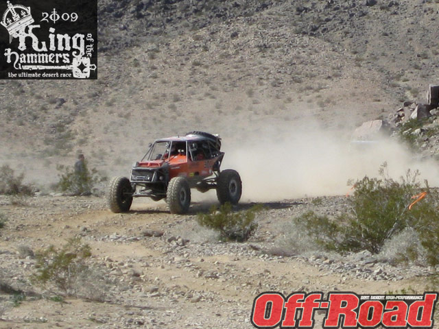 0903or 0875 z+2009 king of the hammers+off road rock race