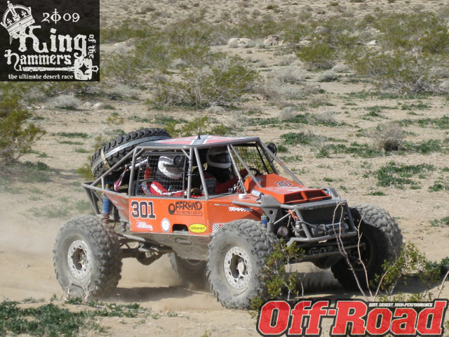 0903or 0878 z+2009 king of the hammers+off road rock race
