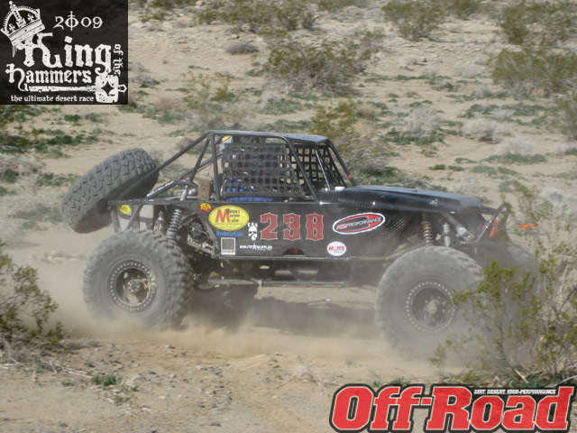 0903or 0879 z+2009 king of the hammers+off road rock race