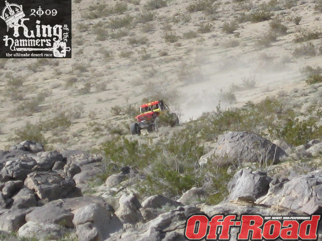 0903or 0881 z+2009 king of the hammers+off road rock race