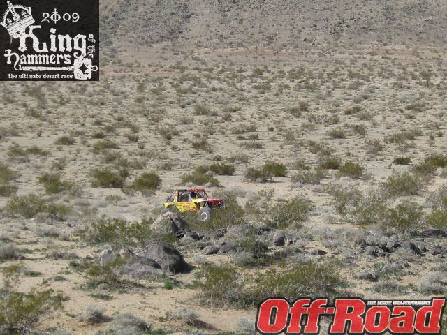 0903or 0882 z+2009 king of the hammers+off road rock race