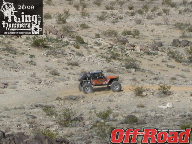 0903or 0888 z+2009 king of the hammers+off road rock race