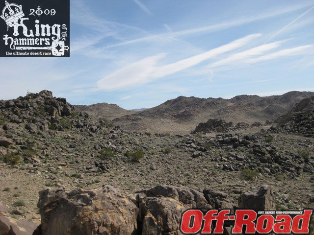 0903or 0890 z+2009 king of the hammers+off road rock race