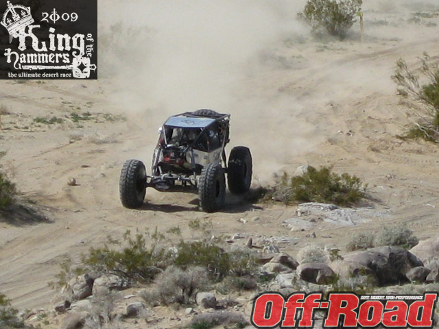0903or 0899 z+2009 king of the hammers+off road rock race