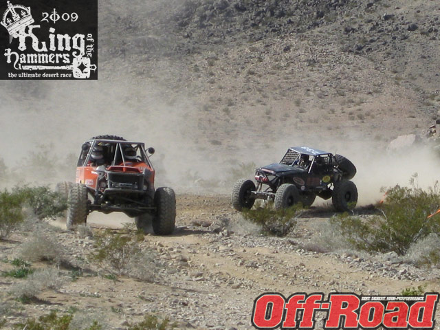 0903or 0876 z+2009 king of the hammers+off road rock race