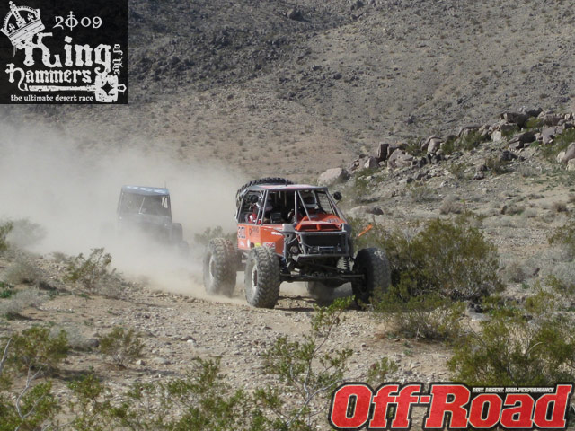 0903or 0877 z+2009 king of the hammers+off road rock race
