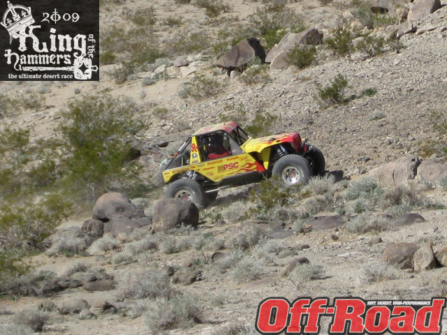 0903or 0884 z+2009 king of the hammers+off road rock race