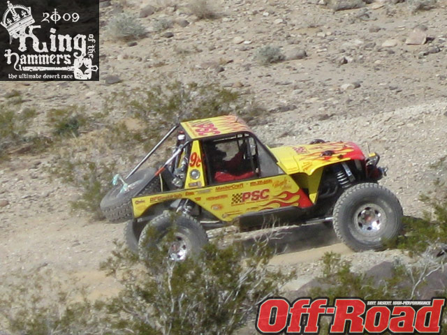 0903or 0885 z+2009 king of the hammers+off road rock race