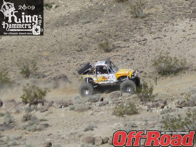 0903or 0893 z+2009 king of the hammers+off road rock race