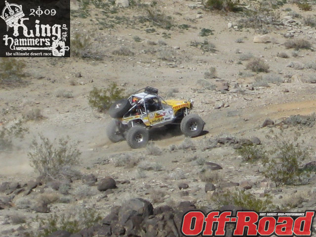0903or 0894 z+2009 king of the hammers+off road rock race
