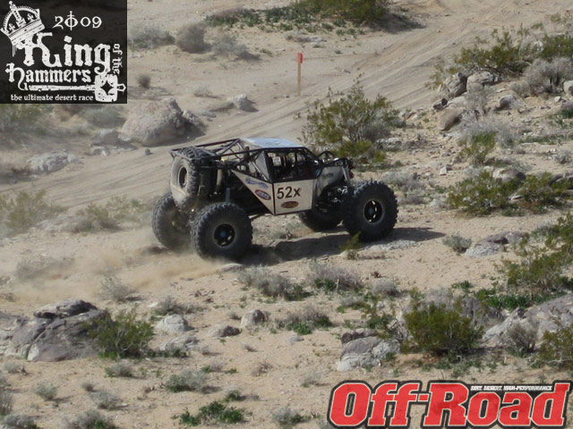 0903or 0901 z+2009 king of the hammers+off road rock race