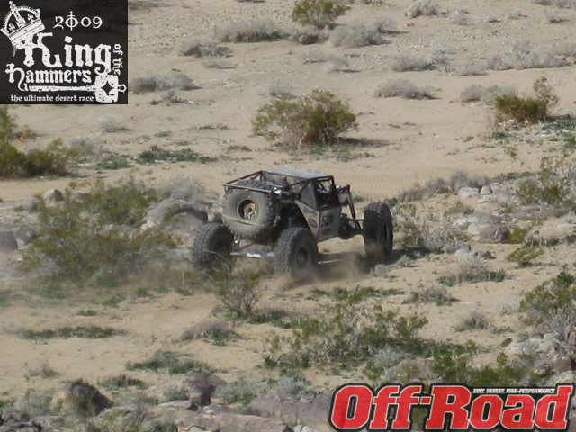 0903or 0904 z+2009 king of the hammers+off road rock race