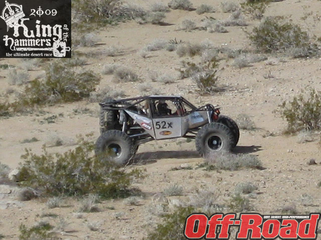 0903or 0905 z+2009 king of the hammers+off road rock race