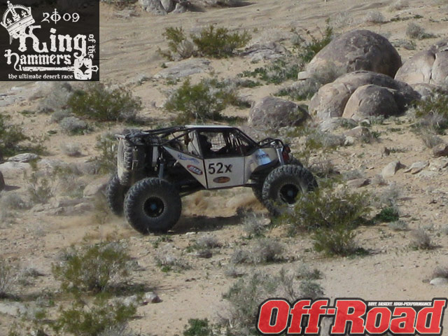 0903or 0902 z+2009 king of the hammers+off road rock race