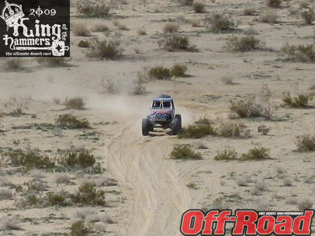0903or 0908 z+2009 king of the hammers+off road rock race