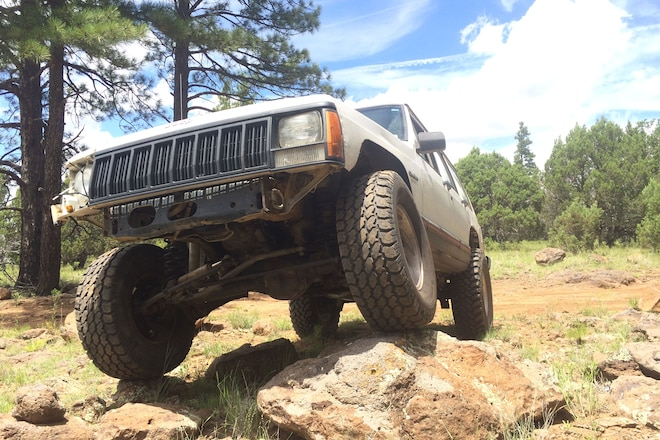 Jeeping Across America -Part 9: The Lost Chronicles