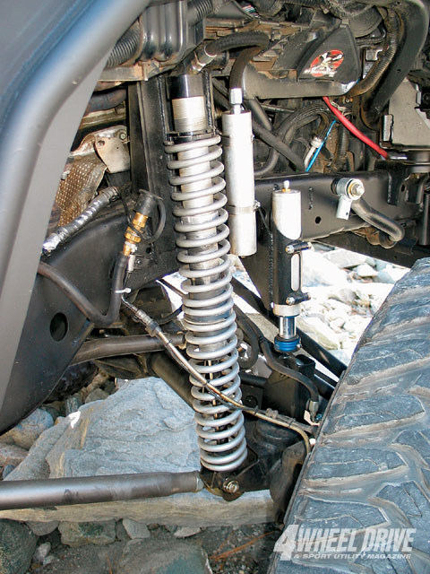 0904 4wd 04 z+2007 jeep wrangler jk+suspension