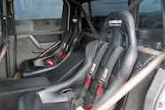 013 mighty nissan titan rear seats