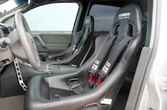 010 mighty nissan titan front seats